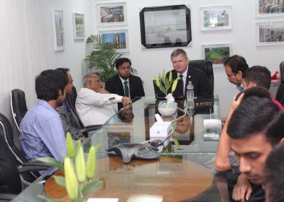 Seminar in Hotel Sheraton (4)