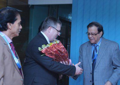 Seminar with Daffodil University 2