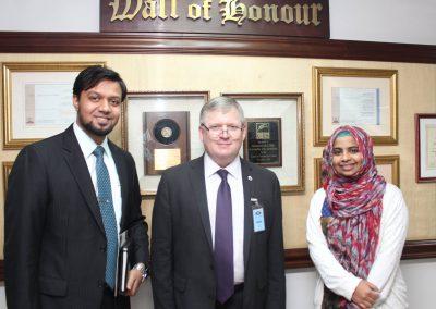 Seminar with ISD, Bangladesh 2