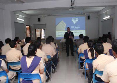 Seminar with Mastermind