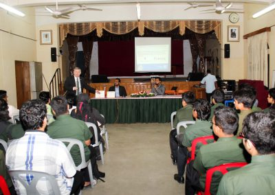 Seminar with SFX Greenherald (3)