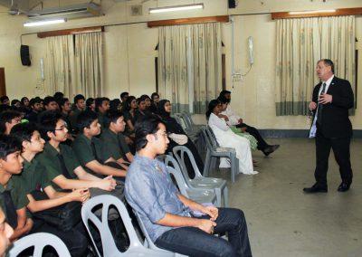 Seminar with SFX Greenherald (4)